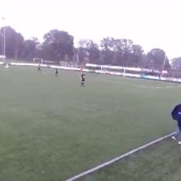 Doelman vs. doelman: 1-0